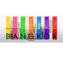 Bangkok Photographic Print