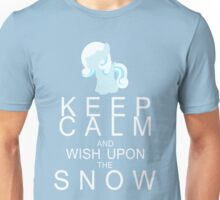 My Little Pony - Keep Calm and - Snowdrop Unisex T-Shirt