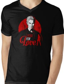 Fool for Love Mens V-Neck T-Shirt