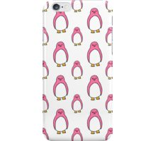Pink Penguin iPhone Case/Skin
