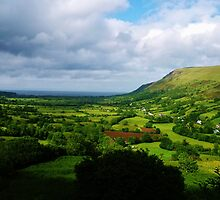 The Queen of the Antrim Glens  by Sean McAughey