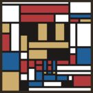 Super Mondrian by pinteezy