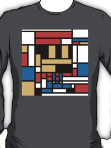 Super Mondrian T-Shirt