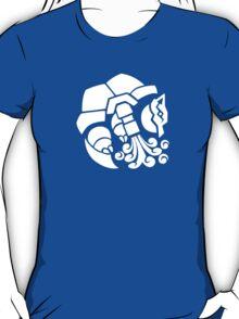Pocket Monster Hunter Blue T-Shirt