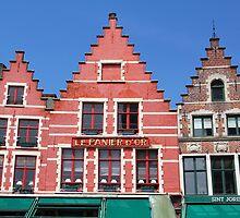 Bruges 2 by Igor Shrayer
