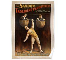 Vintage poster - Vaudeville Poster