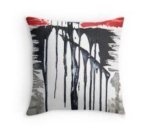 crow soul are shamn Throw Pillow