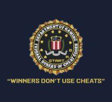 Fedreal Bureau Of Cheat Codes by ORabbit