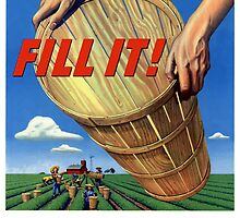 Fill It! Help Harvest War Crops by warishellstore