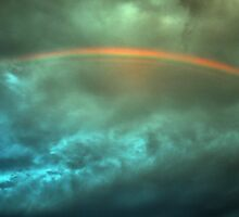 The Rainbow Above by webdog