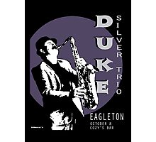 Duke Silver Live In Concert  Photographic Print