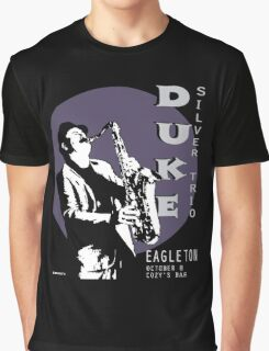 Duke Silver Live In Concert  Graphic T-Shirt