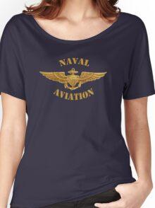 Naval Aviation (T-Shirt) Women's Relaxed Fit T-Shirt