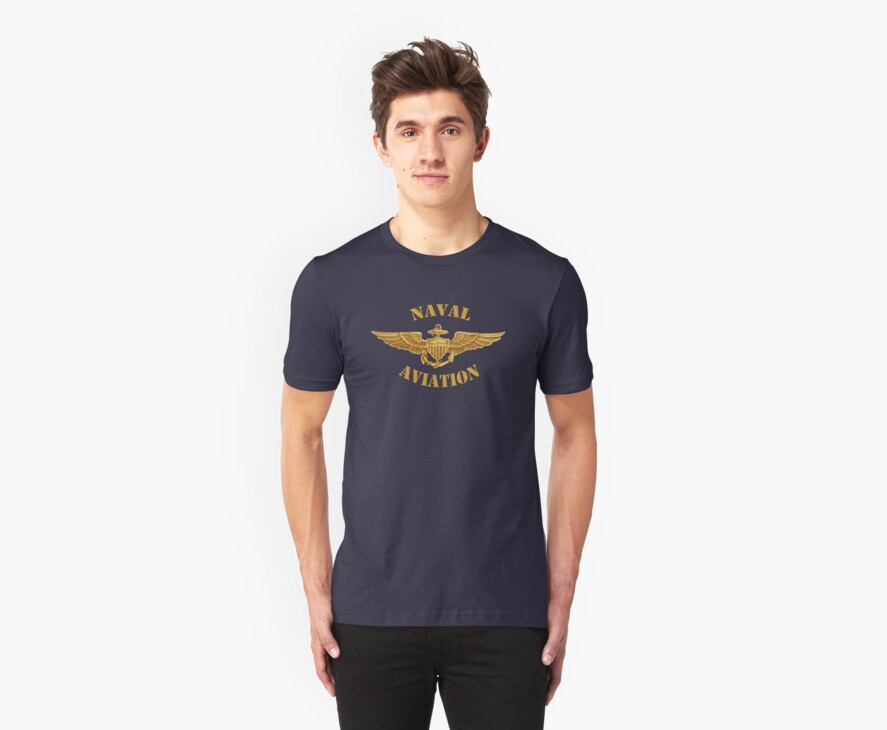 Naval Aviation (T-Shirt) by Walter Colvin