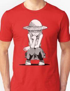 DAGASHI KASHI - HOTARU SHIDARE - SQUAT (RENDER) Unisex T-Shirt