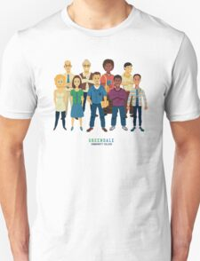 Greendale Unisex T-Shirt