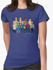 Greendale Womens Fitted T-Shirt