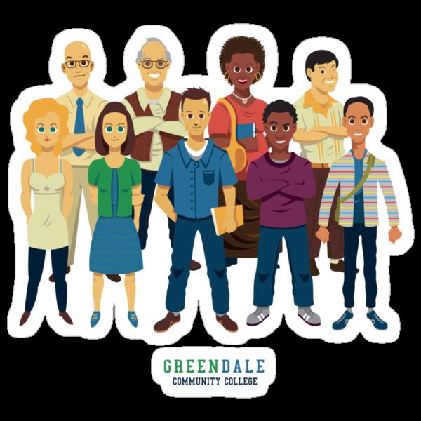 Greendale by MeleeNinja