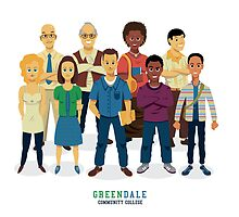 Greendale by MeleeNinja