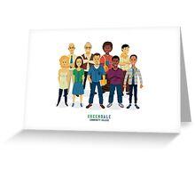 Greendale Greeting Card