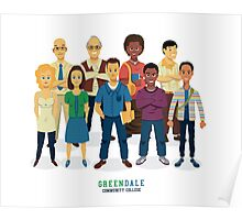 Greendale Poster