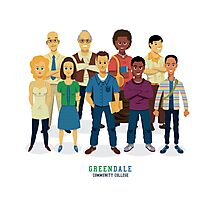 Greendale Photographic Print