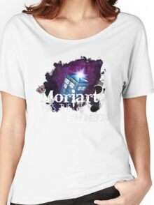 Moriarty has the Phonebox  Women's Relaxed Fit T-Shirt