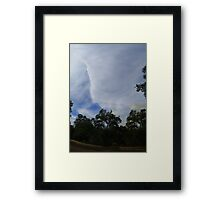 Visible Layers Framed Print