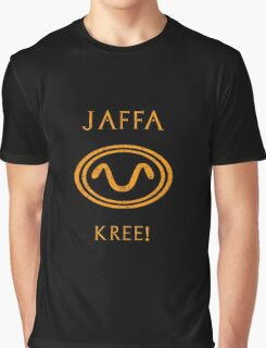 Jaffa warrior symbol snake Graphic T-Shirt