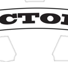 Victory Motel Sticker