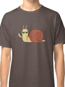 Adventure Time snail possessed Classic T-Shirt