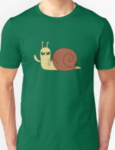 Adventure Time snail possessed Unisex T-Shirt