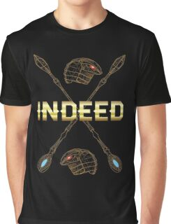 Indeed sci-fi famous quote Graphic T-Shirt