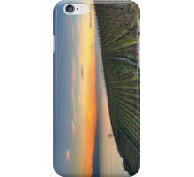 Sunset Vineyard iPhone Case/Skin