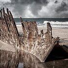 Trinculo Shipwreck by Hannasky Photography