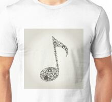 House the note Unisex T-Shirt