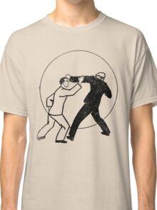He's Got a Good Left! Classic T-Shirt
