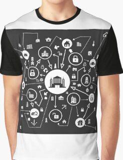 House the scheme Graphic T-Shirt