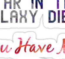 Illuminae #1 Sticker