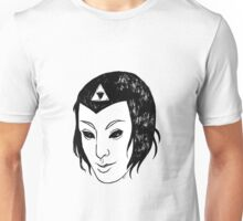 Triforce Ghost Head Unisex T-Shirt