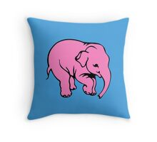 Delirium Tremens Throw Pillow
