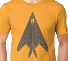 Lockheed F-117 Nighthawk Unisex T-Shirt