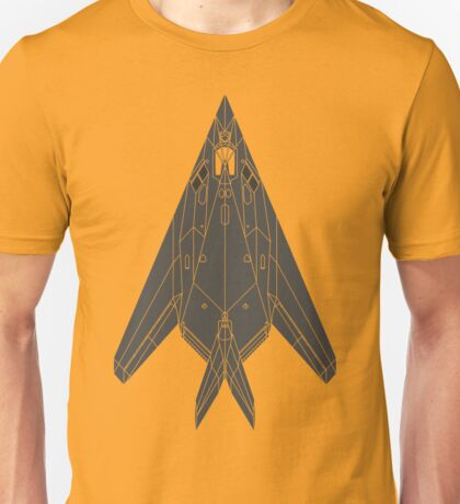 Lockheed F-117 Nighthawk Unisex T-Shirt