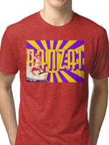 Banzai!!! Tri-blend T-Shirt