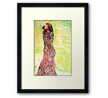 The Scent of Camellias  Framed Print