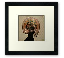Jeanne d' Arc Framed Print