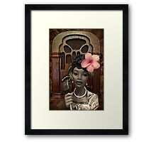 (✿◠‿◠) RADIO OF YESTERYEAR PICTURE/CARD(✿◠‿◠) Framed Print