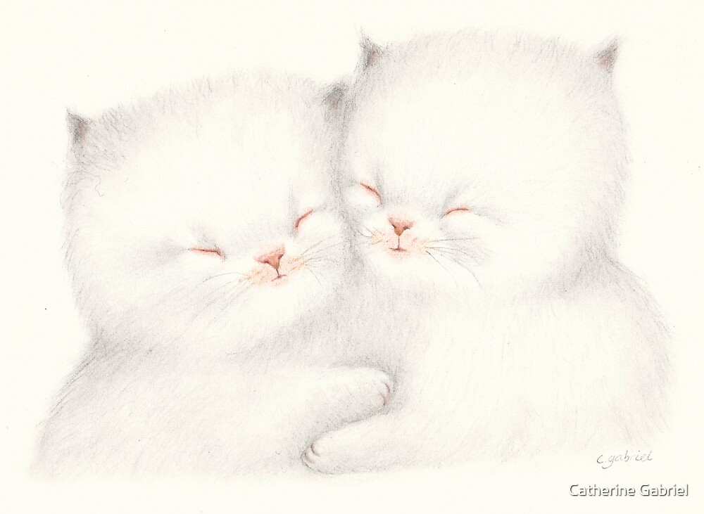 Two-of-a-kind by Cat Gabriel