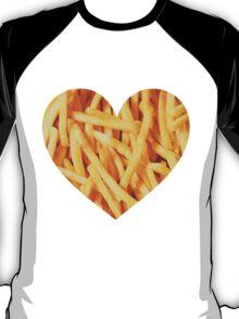 Fries Love T-Shirt