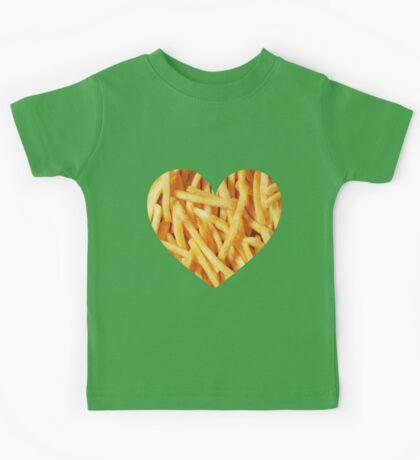 Fries Love Kids Tee